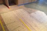 plancher chauffant Epoxy